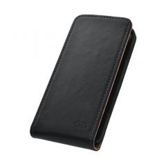 Puzdro knižkové Samsung i9500 Galaxy S4  čierna