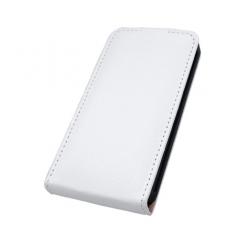 Puzdro flip Samsung i9500 Galaxy S4 biele