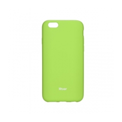 Roar Colorful Jelly - kryt (obal) pre Alcatel One Touch Pixi 4  (4) lime