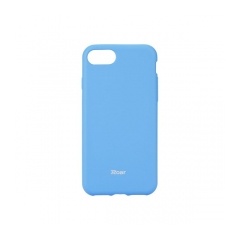 Roar Colorful Jelly - kryt (obal) pre Apple iPhone 7 light blue