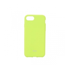 Roar Colorful Jelly - kryt (obal) pre Apple iPhone 7 lime