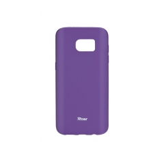 Roar Colorful Jelly - kryt (obal) pre Samsung Galaxy J3/ J3 (2016) purple