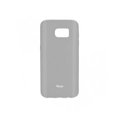 Roar Colorful Jelly - kryt (obal) pre Samsung Galaxy S7 EDGE (G935) grey
