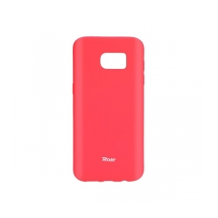 Roar Colorful Jelly - kryt (obal) pre Samsung Galaxy J3 (2017) hot pink