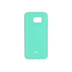 Roar Colorful Jelly - kryt (obal) pre Samsung Galaxy J3 (2017) mint
