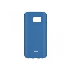 Roar Colorful Jelly - kryt (obal) pre Samsung Galaxy J3 (2017) navy blue