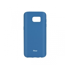 Roar Colorful Jelly - kryt (obal) pre Samsung Galaxy Xcover 3 navy blue