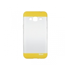 Roar Fit UP - kryt (obal) pre Samsung Galaxy J3/ J3 (2016) yellow