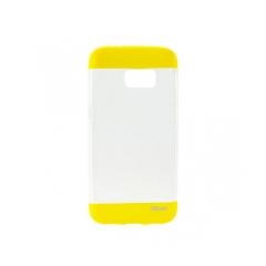 Roar Fit UP - kryt (obal) pre Samsung Galaxy S7 EDGE (G935) yellow