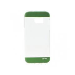 Roar Fit UP - kryt (obal) pre Samsung Galaxy S7 EDGE (G935) green
