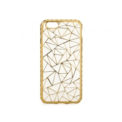 Luxury metalic gel - kryt (obal) pre Apple iPhone 6/6S gold