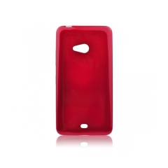 Jelly Case Flash - kryt (obal) pre Huawei P8 Lite 2017 red