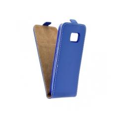 Flip fresh - Puzdro pre Samsung Galaxy S8 blue