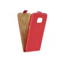 Flip fresh - Puzdro pre Samsung Galaxy S8    Red