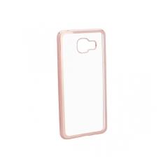 ELECTRO Jelly - zadný obal pre  Samsung Galaxy A5  2017 (A520) rose gold