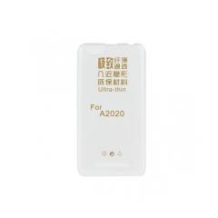 Silikónový 0,3mm zadný obal pre Lenovo MOTO Z Play  transparent