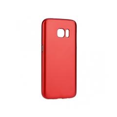 Jelly Case Flash Mat - kryt (obal) pre Samsung Galaxy S7 (G930) red