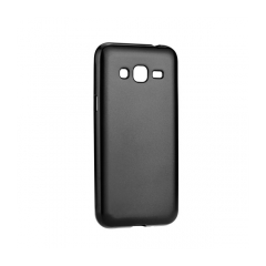 Jelly Case Flash Mat - kryt (obal) pre Samsung Galaxy J3/ J3 (2016) black