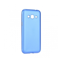 Jelly Case Flash Mat - kryt (obal) pre Samsung Galaxy J3/ J3 (2016) blue