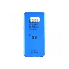 Silikónový 0,3mm zadný obal pre Samsung Galaxy S8 blue