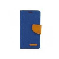 Canvas Book - puzdro pre Lenovo K6 Note blue