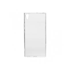 Silikónový 0,3mm zadný obal pre Sony Xperia XA1 Ultra transparent