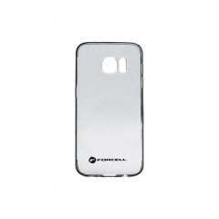 FORCELL Clear Case Samsung GALAXY S8  PLUS black