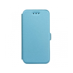 Book Pocket - puzdro pre Huawei P8 Lite 2017 blue