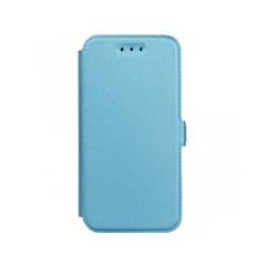 Book Pocket - puzdro pre LG K10 2017 blue