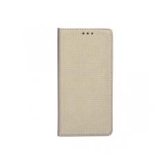 Smart Case - puzdro pre LG K10 2017 gold