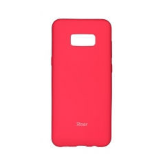 Roar Colorful Jelly - kryt (obal) pre Samsung Galaxy S8 Plus  hot pink