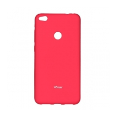 Roar Colorful Jelly - kryt (obal) pre Huawei P8 Lite 2017 / Huawei P9 Lite 2017 / Honor 8 Lite  hot pink