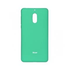 Roar Colorful Jelly - kryt (obal) pre Nokia 6 2017 mint