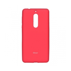 Roar Colorful Jelly - kryt (obal) pre Nokia 5 2017  hot pink