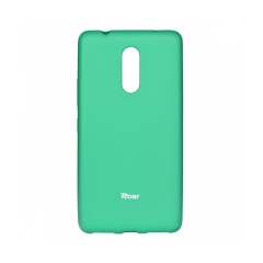 Roar Colorful Jelly - kryt (obal) pre Lenovo K6 NOTE mint