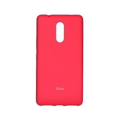 Roar Colorful Jelly - kryt (obal) pre Lenovo K6 NOTE  hot pink