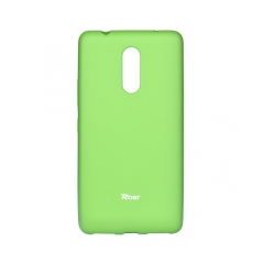 Roar Colorful Jelly - kryt (obal) pre Lenovo K6 NOTE lime