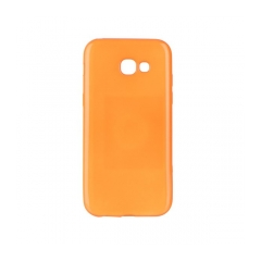 Jelly Case Flash - kryt (obal) pre Samsung Galaxy A3 2017 orange fluo
