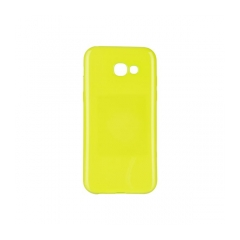 Jelly Case Flash - kryt (obal) pre Samsung Galaxy A3 2017 lime fluo