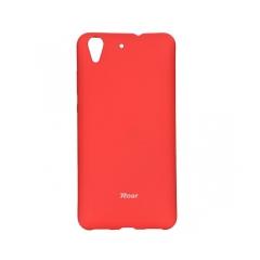 Roar Colorful Jelly - kryt (obal) pre Huawei Y6 II peach pink