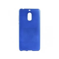 Jelly Case Flash Mat - kryt (obal) pre Nok 6 blue