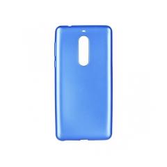 Jelly Case Flash Mat - kryt (obal) pre Nok 5 blue