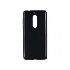 Jelly Case Flash Mat - kryt (obal) pre Nok 5 black