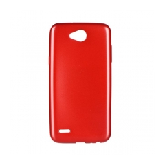 Jelly Case Flash Mat - kryt (obal) pre  LG X-power 2 red
