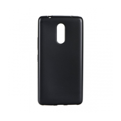 Jelly Case Flash Mat - kryt (obal) pre Lenovo K6 Note black
