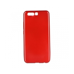 Jelly Case Flash Mat - kryt (obal) pre Huawei P10 Lite red