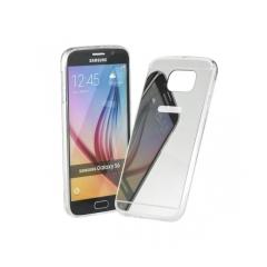 Mirror - silikónové puzdro pre  Huawei P10 silver