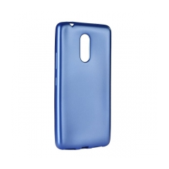 Jelly Case Flash Mat - kryt (obal) pre Lenovo K6 Note blue