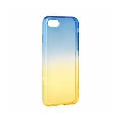 Forcell OMBRE - puzdro pre Samsung Galaxy S8 blue-gold