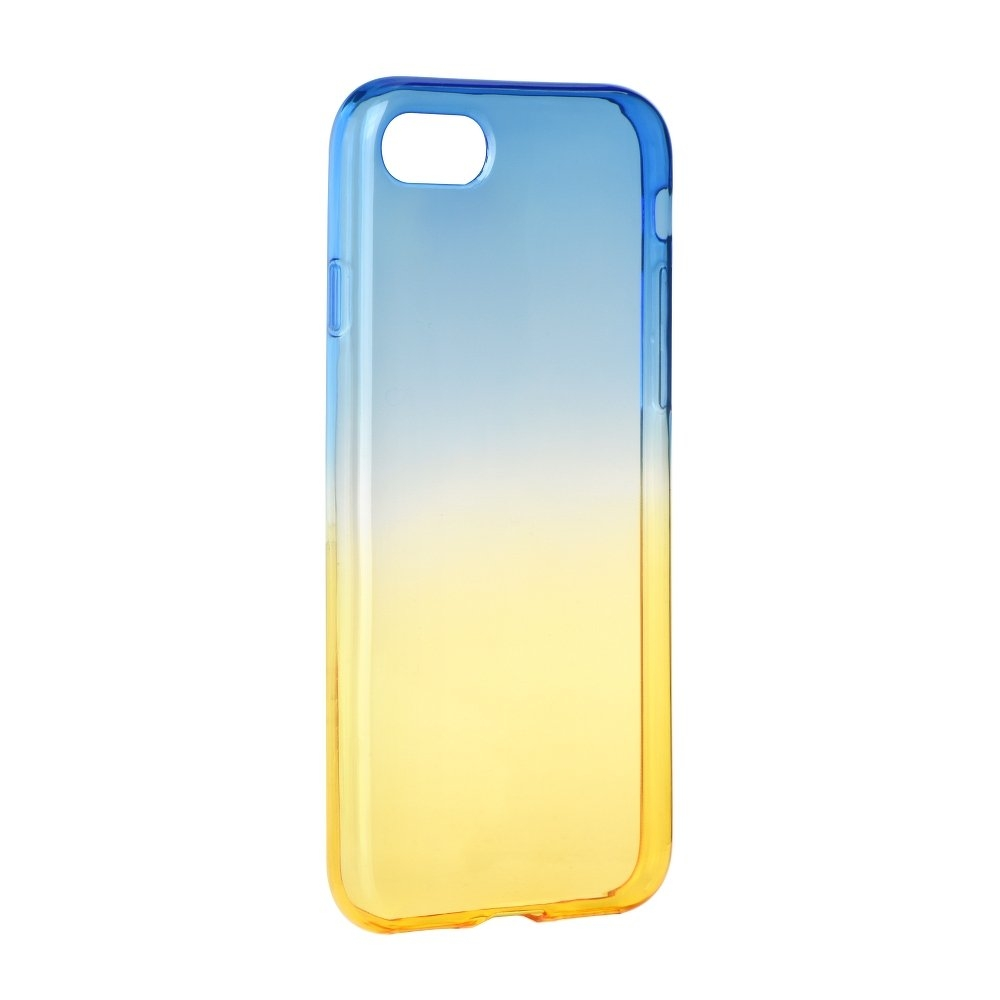 Forcell OMBRE - puzdro pre Apple iPhone 6 6S blue-gold  f37bef083bb